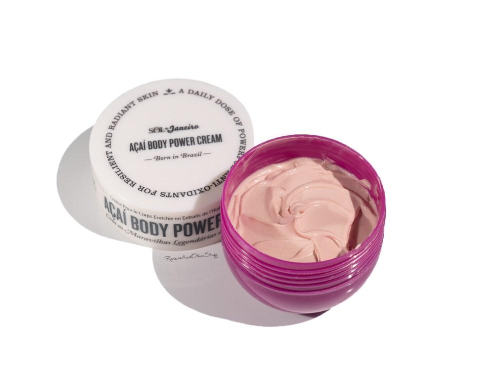 Sol de Janeiro Açaí Body Power Cream review