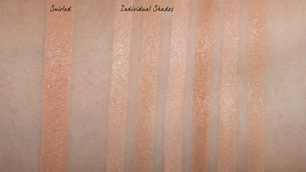 Les Beiges Healthy Glow Luminous Multi-Colour Powder swatch