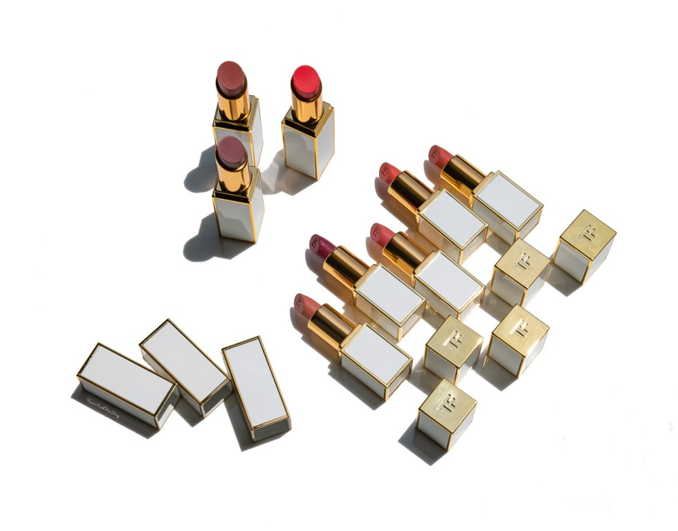 tom ford ultra-shine lip color nubile, luscious, exuberant