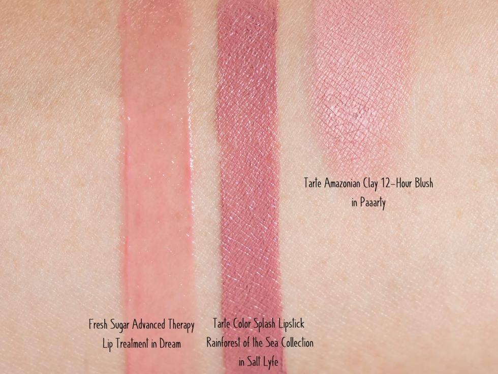 Fresh Sugar Advanced Therapy Lip Treatment in Dream swatch