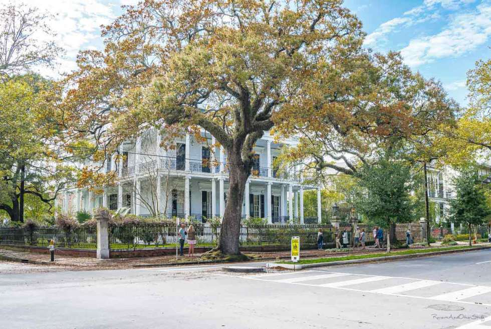 mansions at garden district new orleans