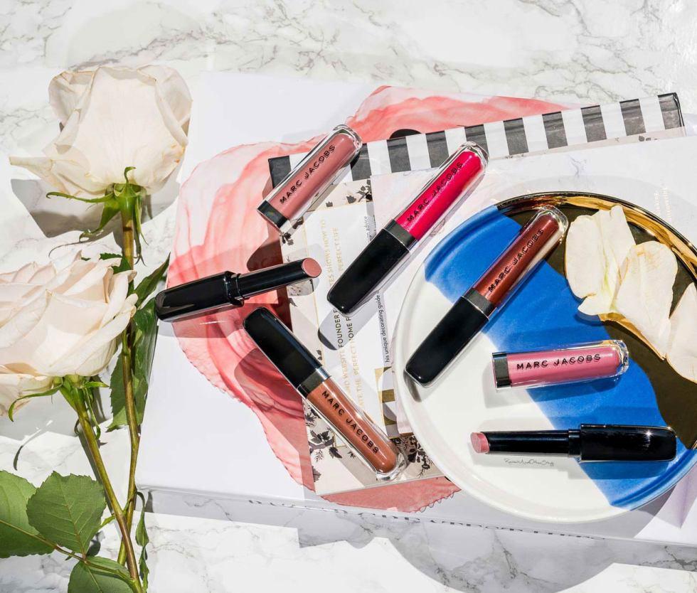 marc jacobs enamored lip gloss