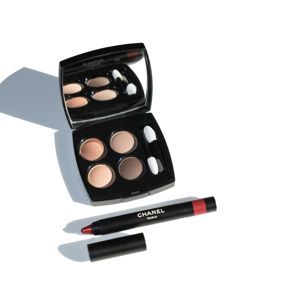 Chanel Les 4 Ombres Multi-Effect Quadra Eyeshadow in 308 Clair Obscur review