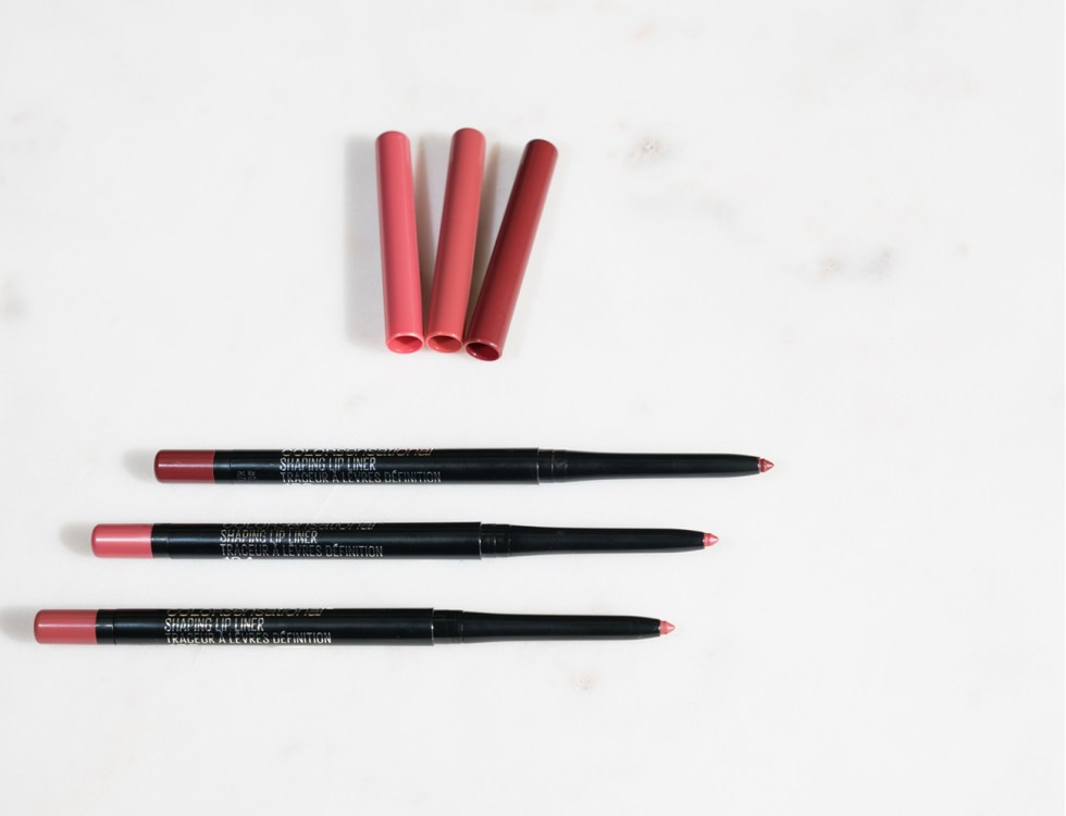 Maybelline Shaping Lip Liner review