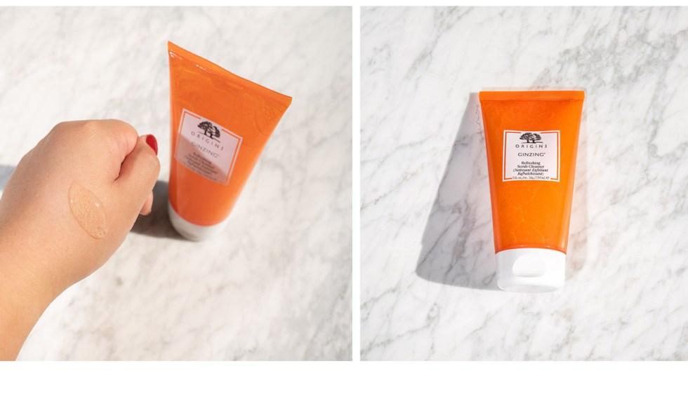 origins ginzing refreshing scrub cleanser