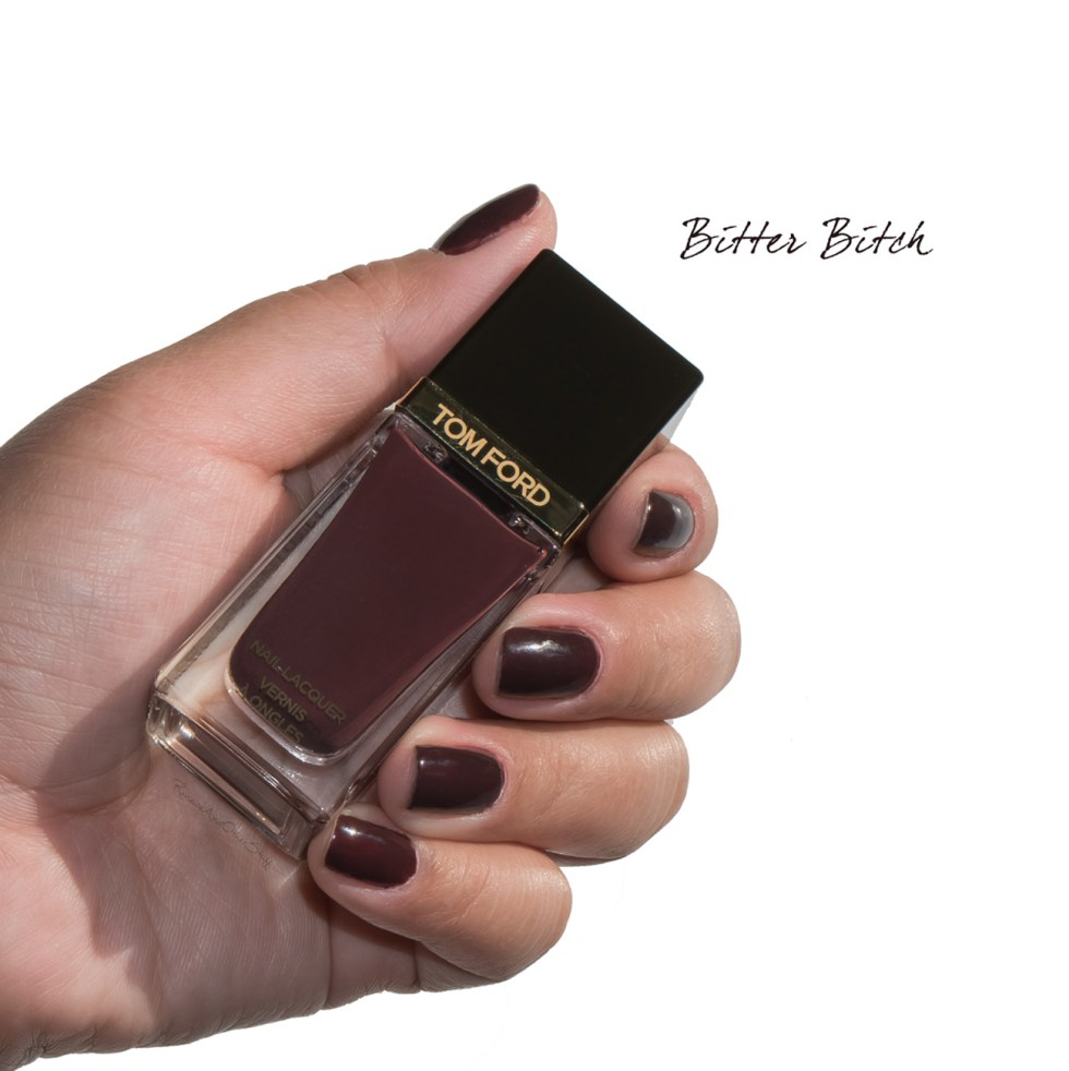 tom ford bitter bitch nail lacquer