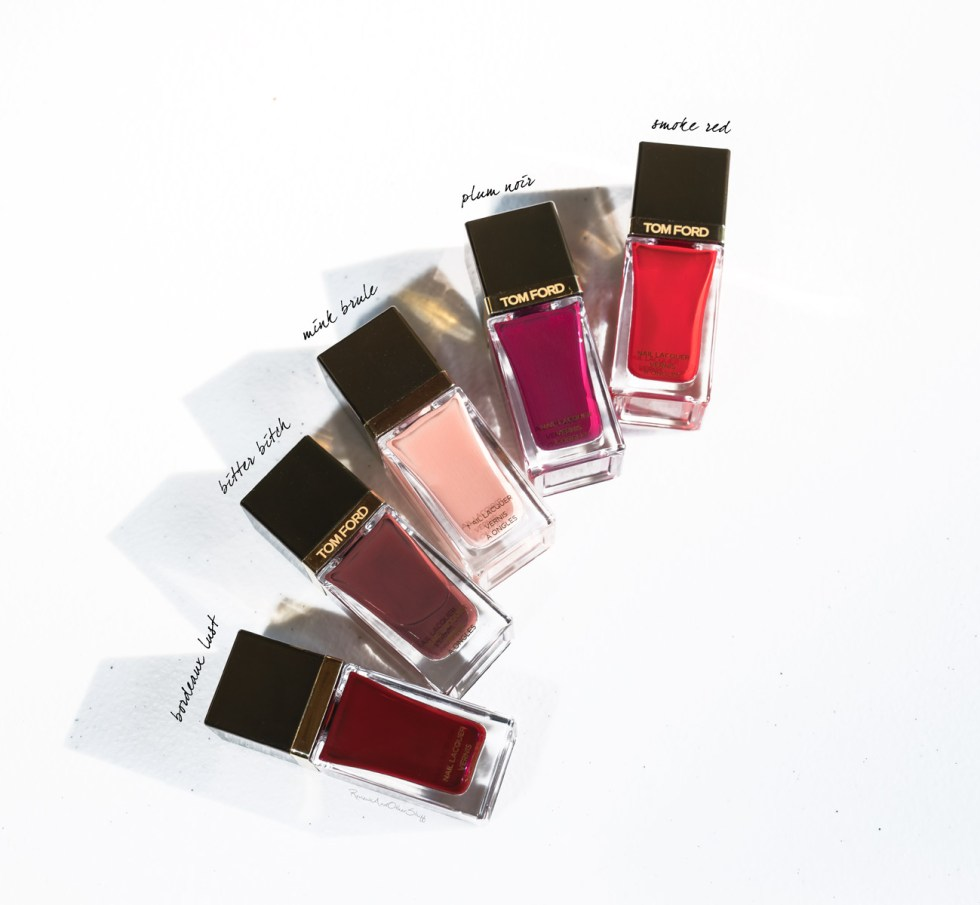 tom ford nail lacquer review