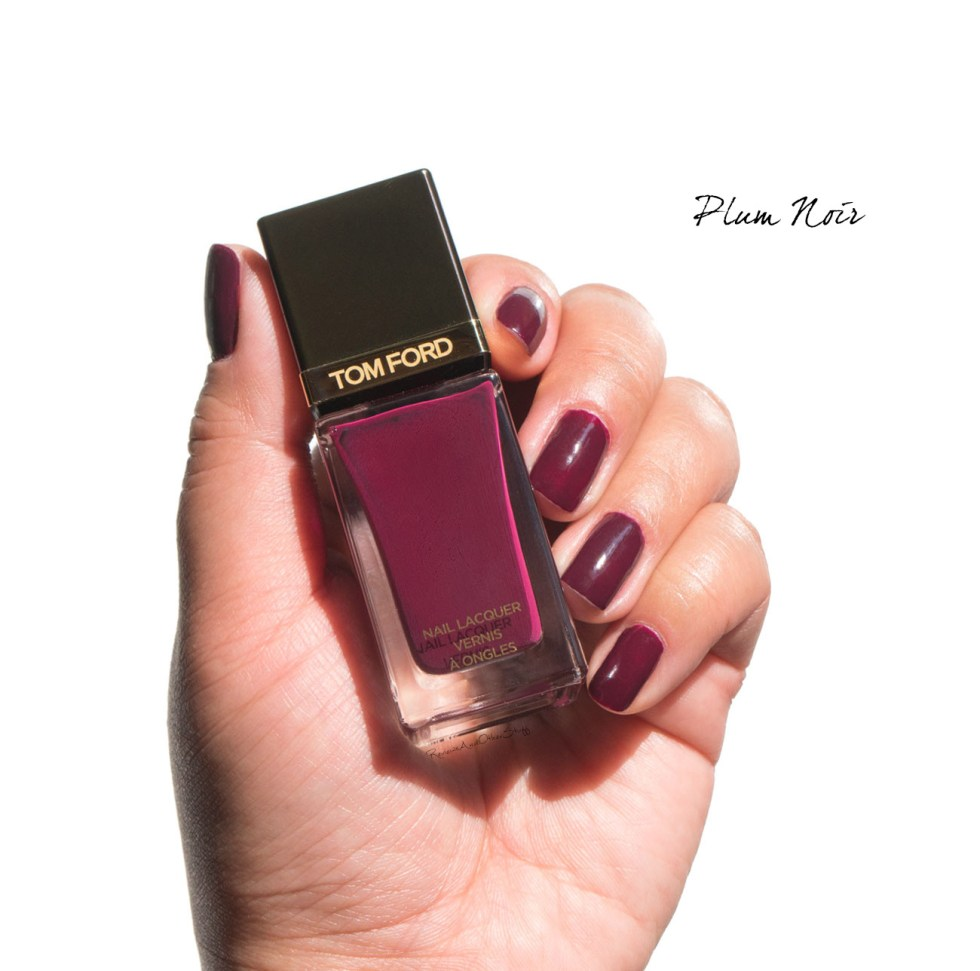 tom ford plum noir nail lacquer