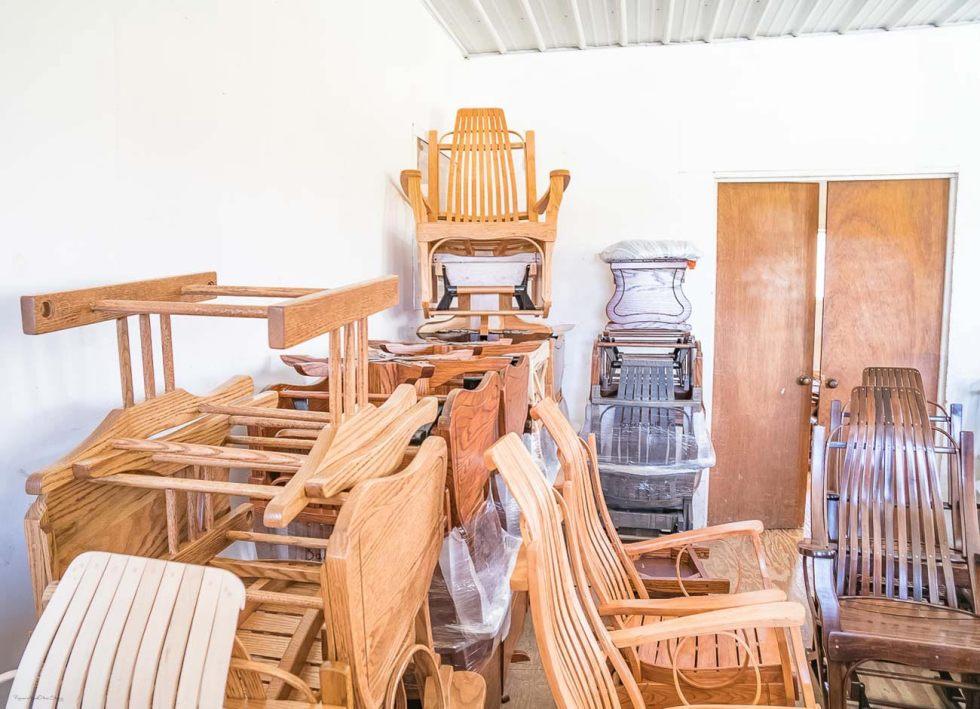 amish furniture store