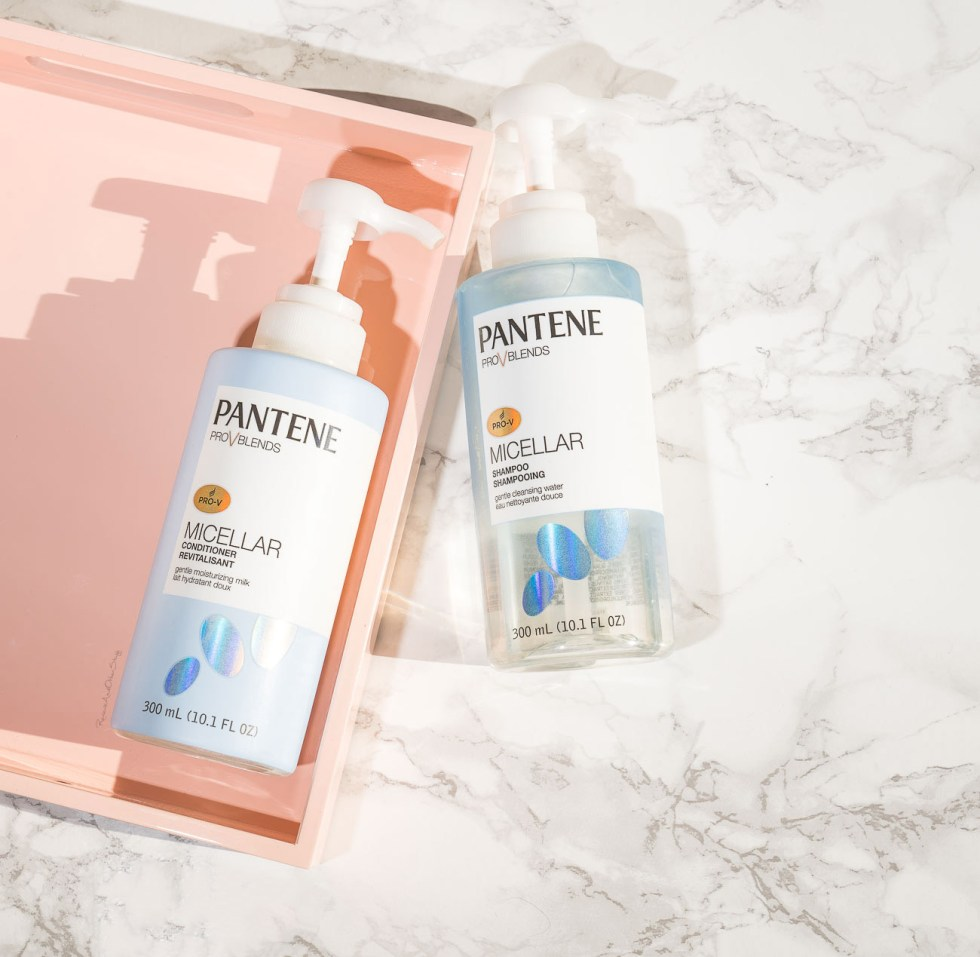 Pantene Micellar Collection Review