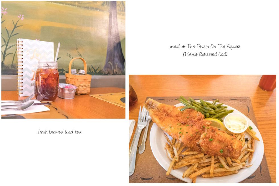 the tavern on the square new wilmington pa restaurant review