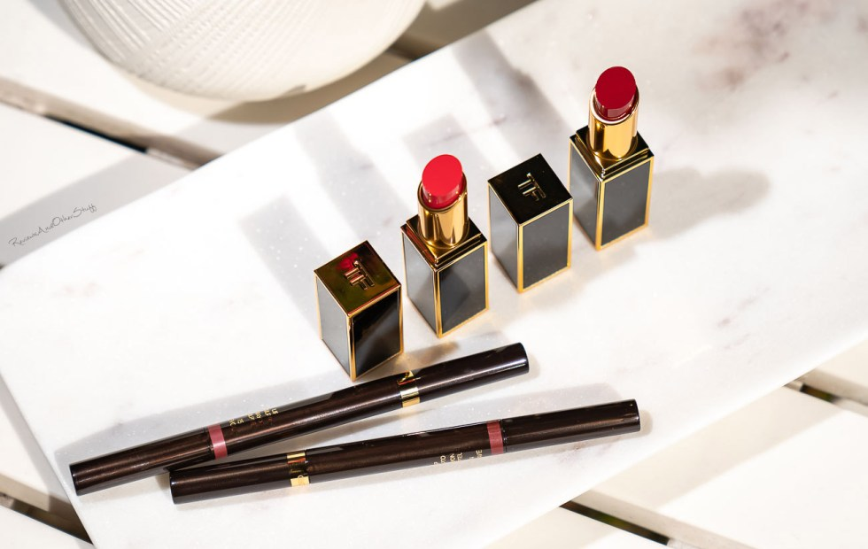 tom ford lip color satin matte stiletto and modern love review