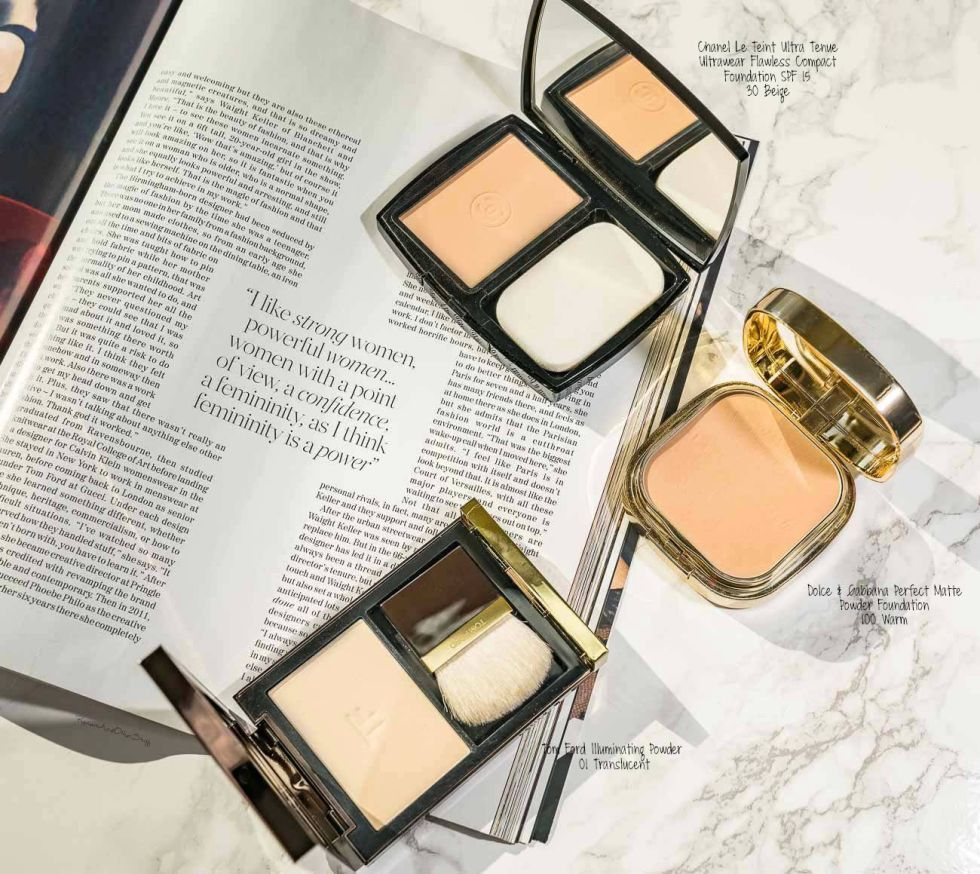 Tom Ford Illuminating Powder in 01 Translucent