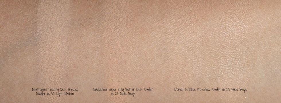 Maybelline Super Stay Better Skin Powder in 25 Nude Beige