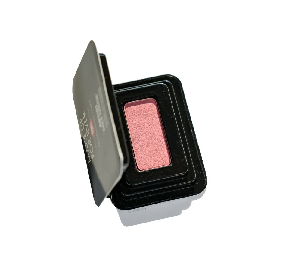 Make Up For Ever Artist Face Color Highlight, Sculpt and Blush Powder in S214 swatch