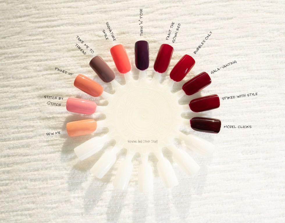 essie gel couture nail polish review