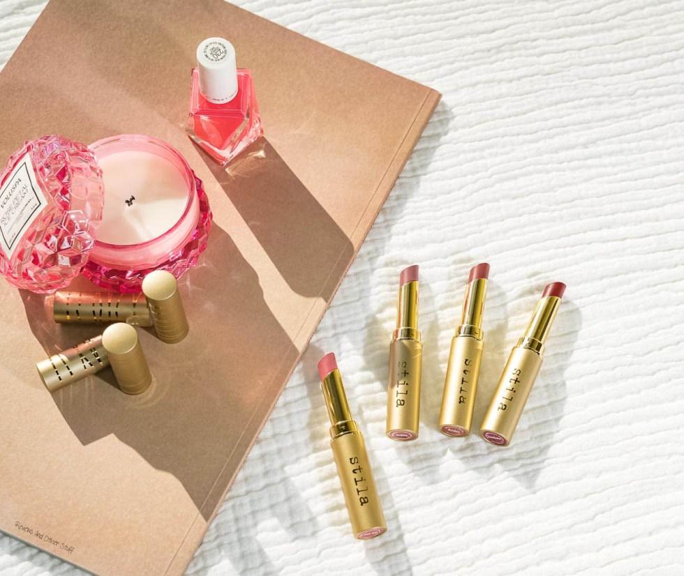 stila matte lipstick review