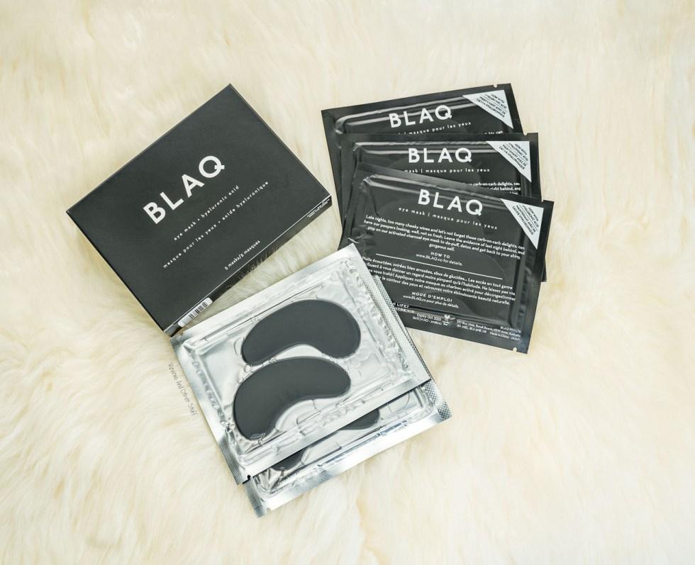 Blaq Hydrogel Eye Mask With Hyaluronic Acid