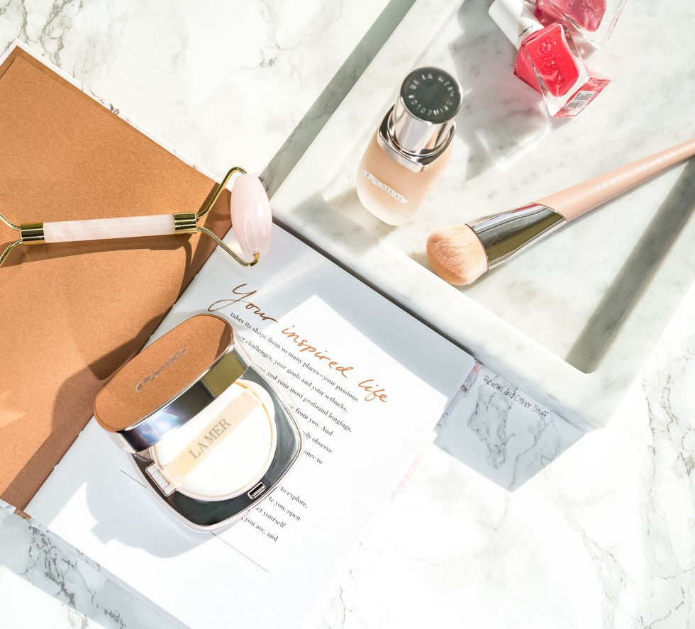 La mer The Soft Fluid Long Wear Foundation SPF 20 natural 12 review
