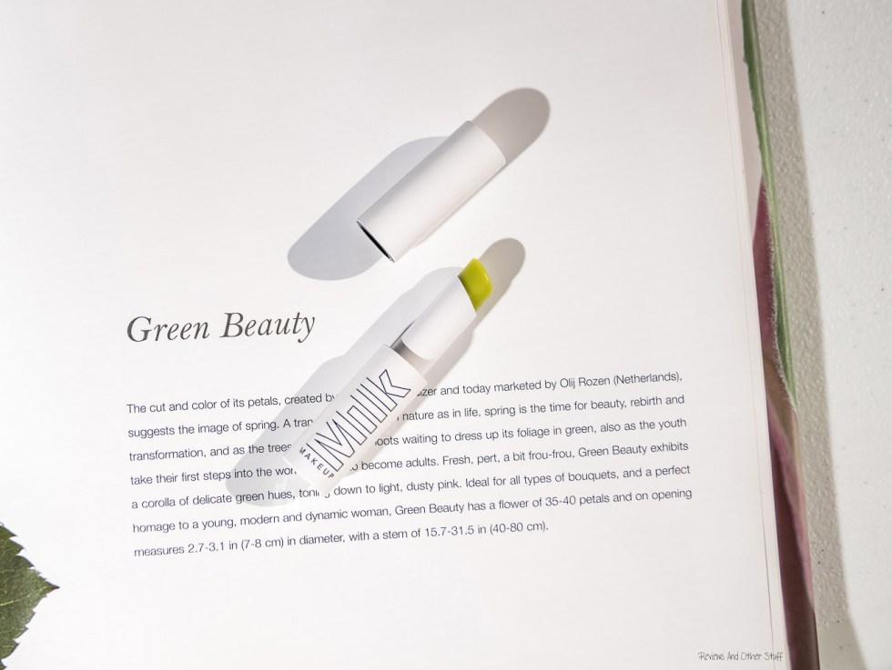 Milk Makeup Kush Lip Balm review