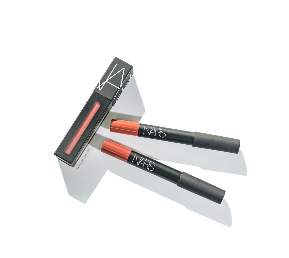 Nars Velvet Matte Lipstick Pencils in Walkyrie