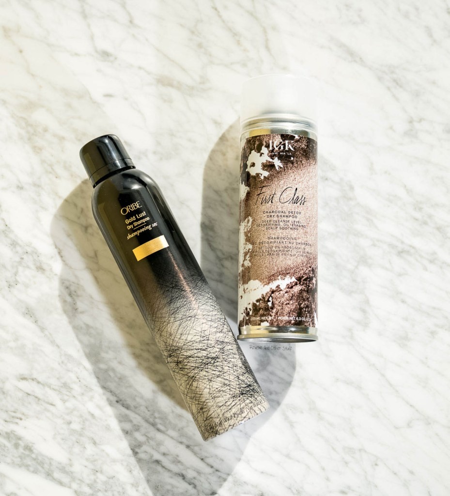 IGK First Class Charcoal Detox Dry Shampoo review