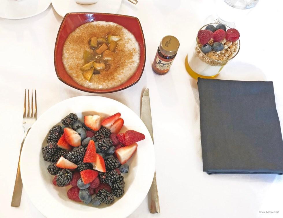 breakfast at ritz carlton st louis missouri