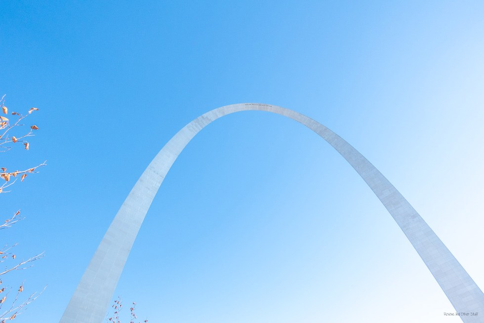 the arch st louis missouri
