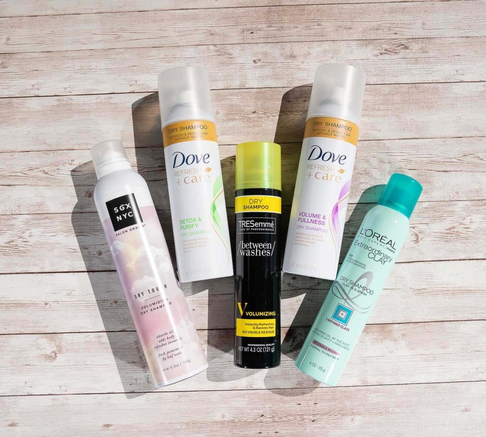 favorite drugstore dry shampoo