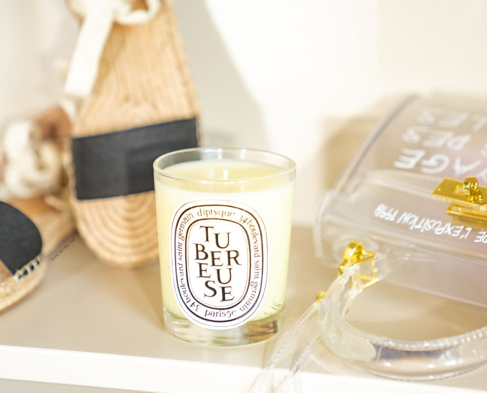 diptyque tuberose candle
