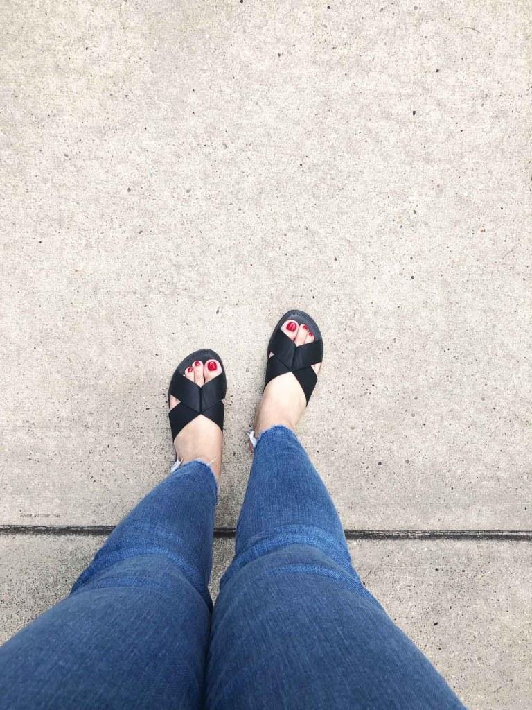 dolce vita cain sandal slides review