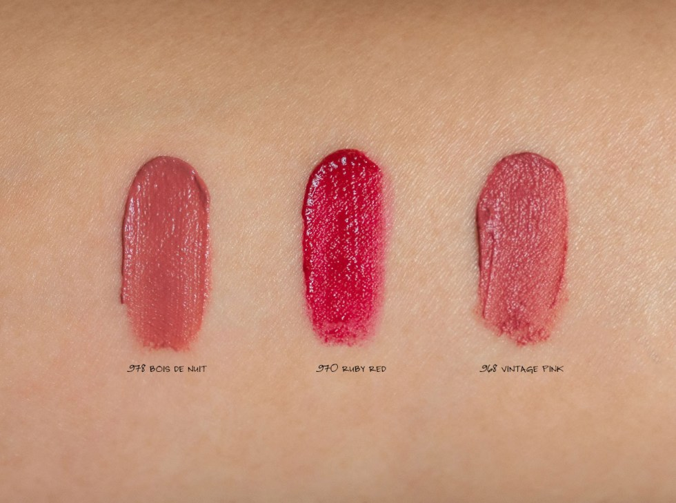 Chanel Rouge Allure Liquid Powder 970 Ruby Red swatch