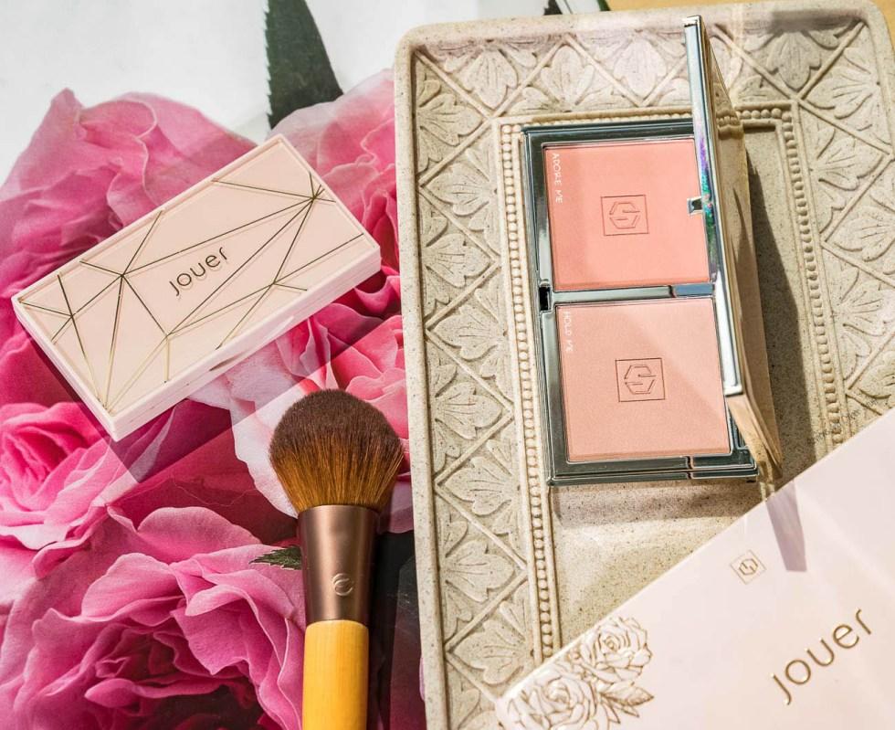 Jouer Cosmetics Blush Bouquet Palette adore