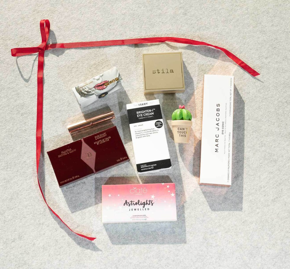 best beauty christmas gift guide