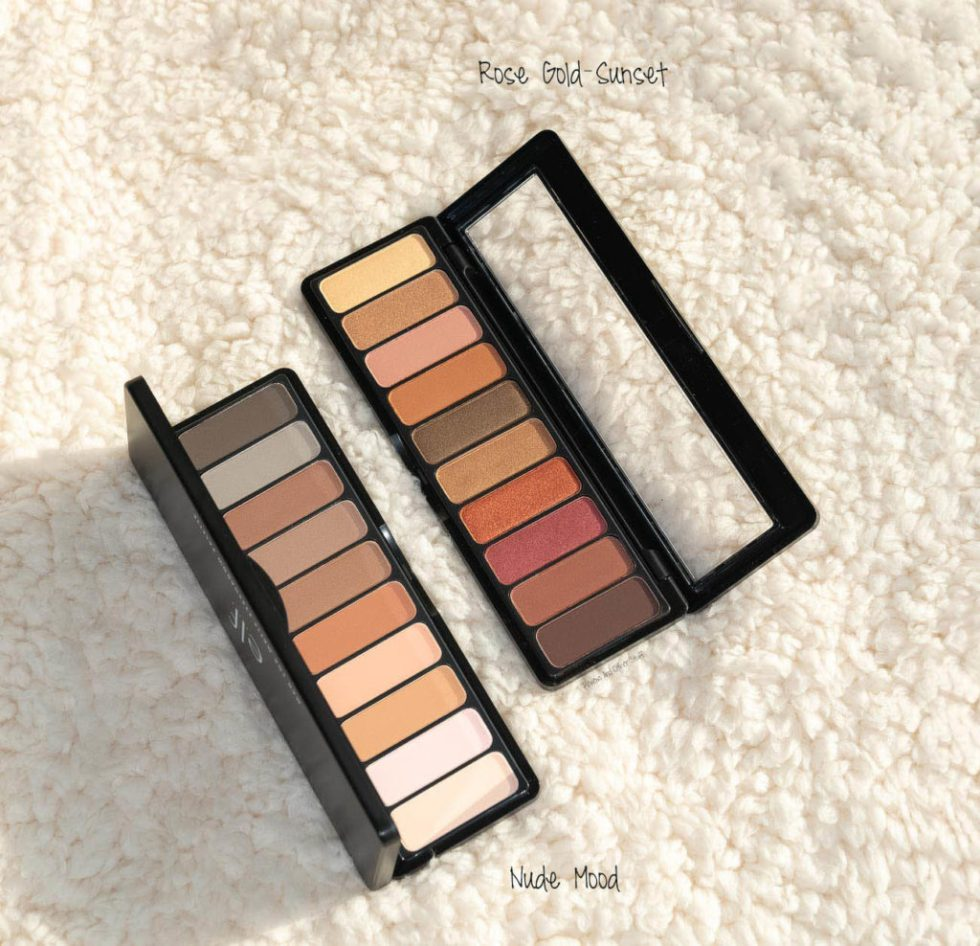 e.l.f Rose Gold Eyeshadow Palette in Sunset