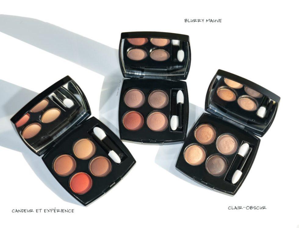 chanel multi effect quadra eyeshadow