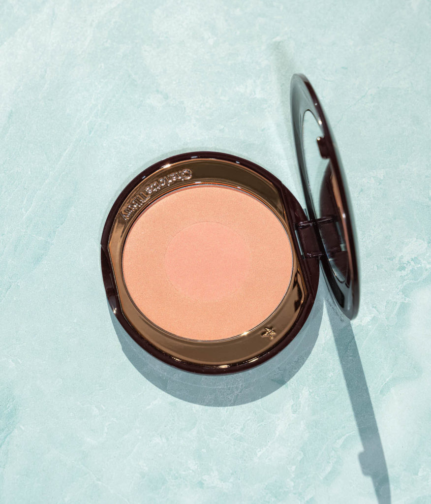 charlotte tilbury cheek to chic blush ecstasy review