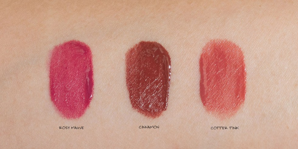 burberry lip velvet crush swatches
