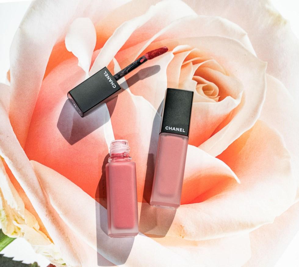 chanel rouge allure liquid lipsticks