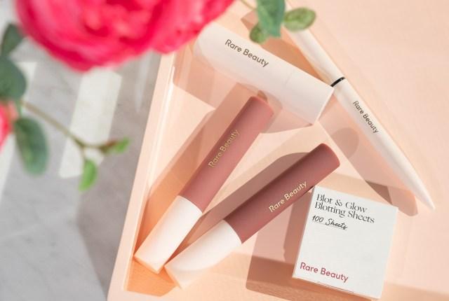 Rare Beauty makeup review