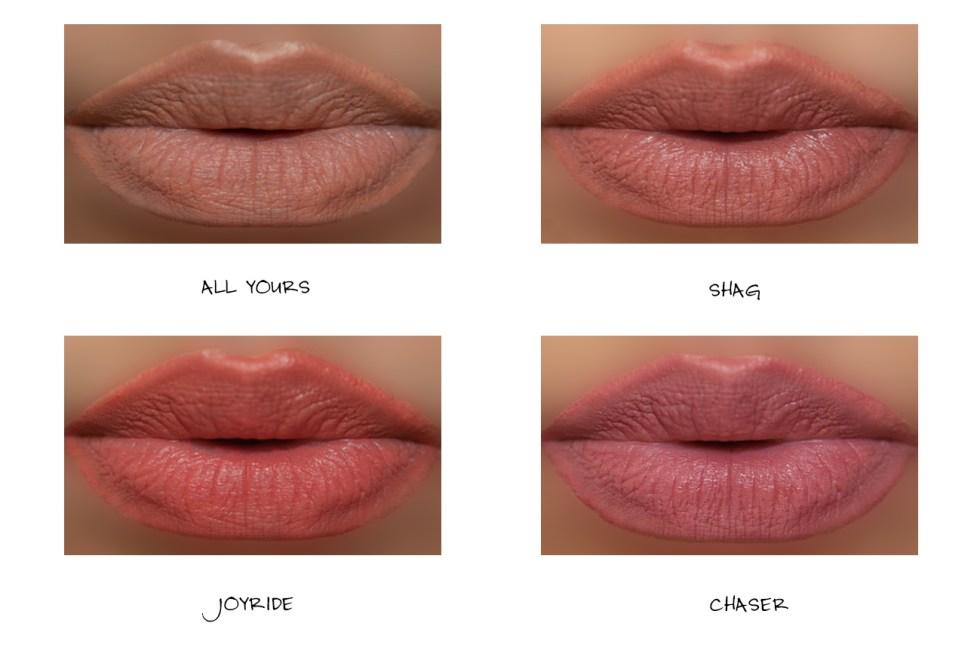 Nars Air Matte Lip Color review