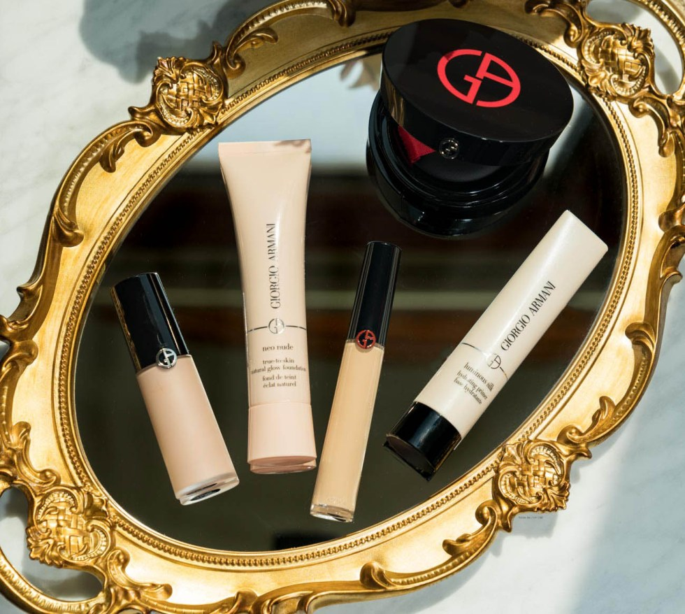 Armani Luminous Silk Face and Under Eye Concealer in #5