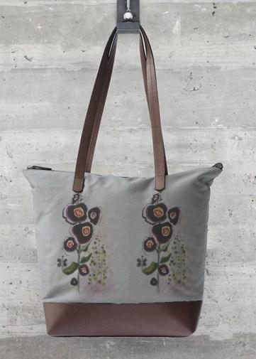 Hollyhock Bag