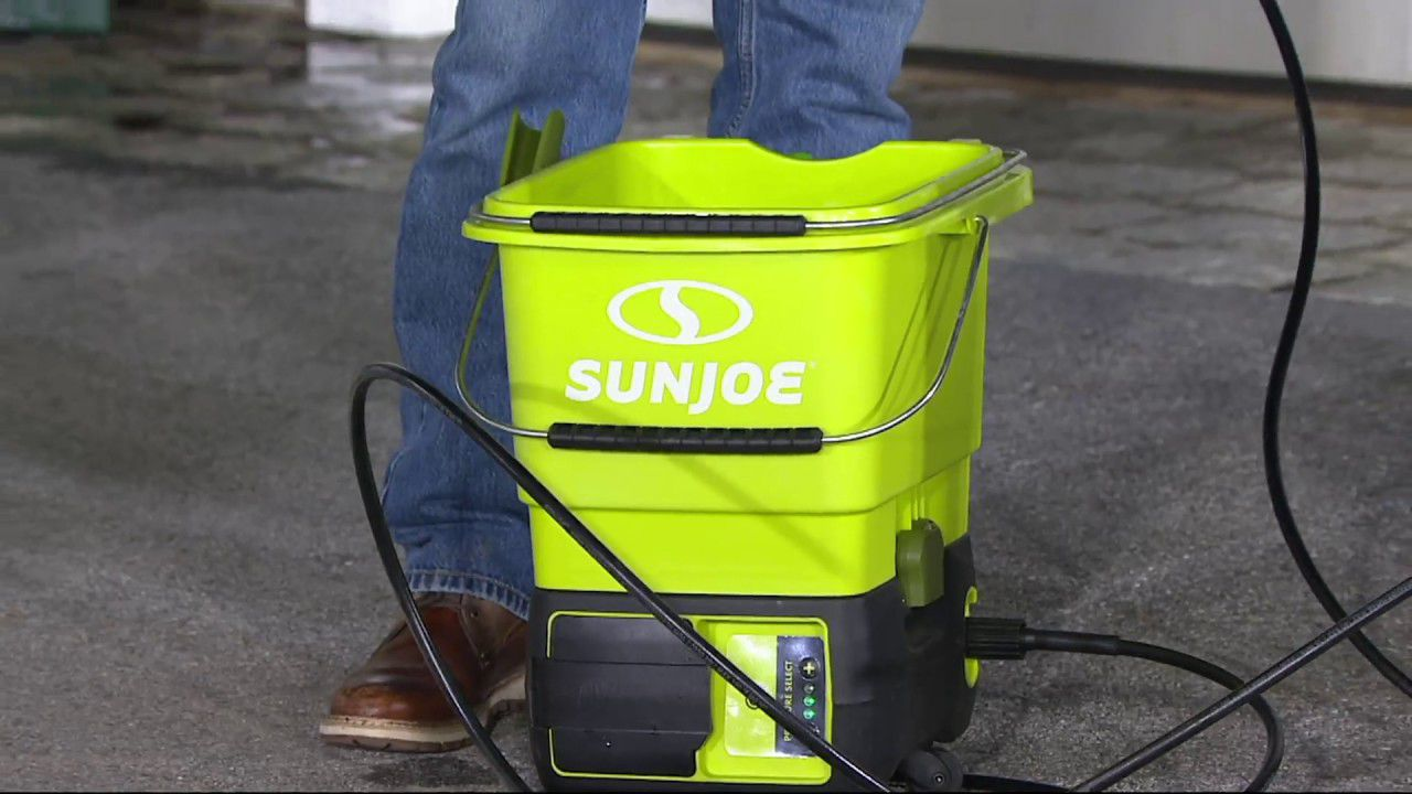 5 Best Sun Joe Electric Pressure Washer 2020 Best Of User S Choice
