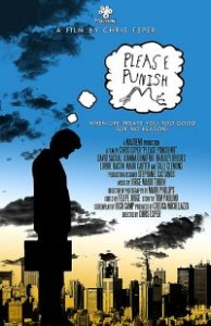 please punish me poster
