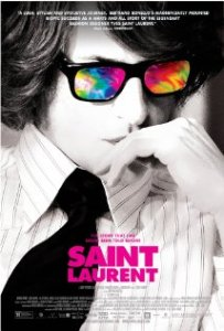 saint laurent poster