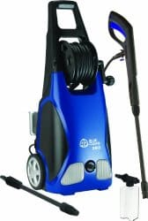 AR Blue Clean AR383 1,900 PSI 1.5 GPM 14 Amp Electric Pressure Washer with Hose Reel