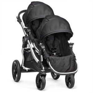 Baby Jogger City Select with 2nd Seat