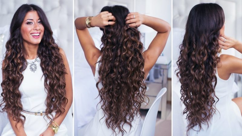 best curling iron to help you get the best curls!