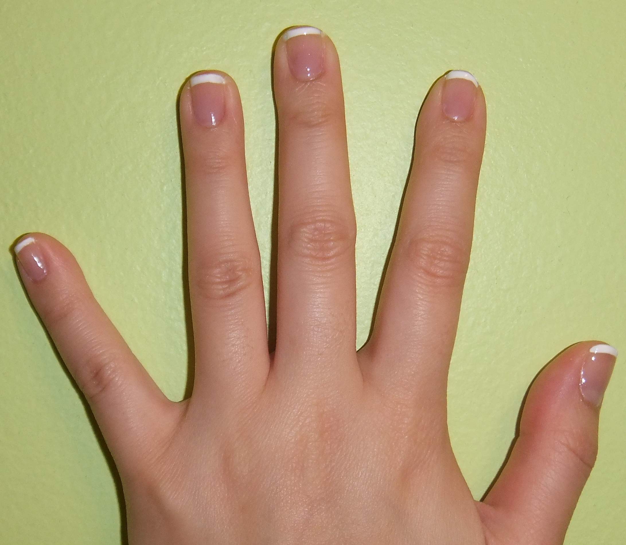 French Manicure Reviews By Kimmy